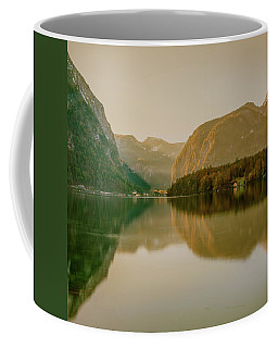 Coffee Mug featuring the photograph Autumnal Reflections  by Geoff Smith
