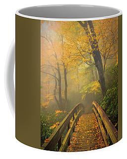 Autumn's Bridge To Heaven Coffee Mug
