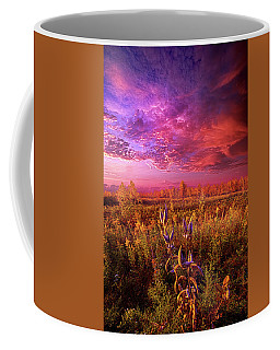 Autumn's Faint Whisper Coffee Mug