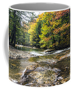 Autumns Kiss Coffee Mug