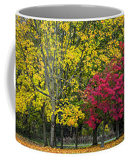 Autumn's Peak Coffee Mug