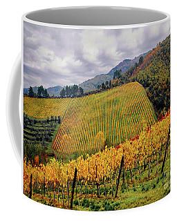 Autunno Italiano Coffee Mug by Jennie Breeze