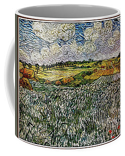 Landscape Auvers28 Coffee Mug by Pemaro