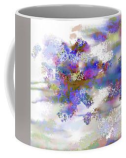 Ava Sprite Coffee Mug by Constance Krejci