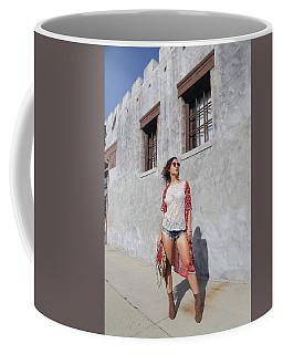 Ava Coffee Mug by Viktor Savchenko