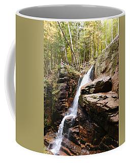 Avalance Falls Coffee Mug by Catherine Gagne