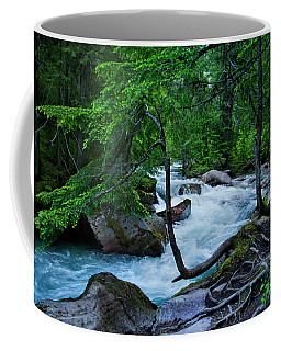 Avalanche Creek Coffee Mug