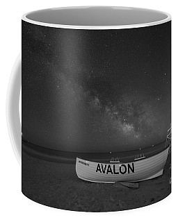 Avalon Milky Way Bw Coffee Mug