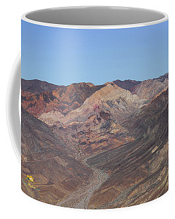 Coffee Mug featuring the photograph Avawatz Mountain by Jim Thompson