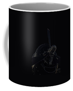 Avenger Coffee Mug by Julio Lopez