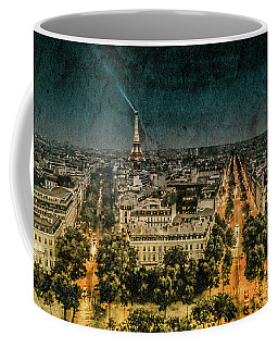 Paris, France - Avenue Kleber Coffee Mug