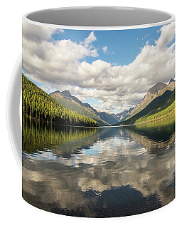 Avenue To The Mountains Coffee Mug by Alex Lapidus