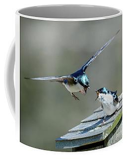 Avian Air Traffic Control Coffee Mug