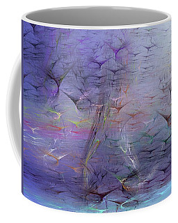 Avian Dreams 3 Coffee Mug