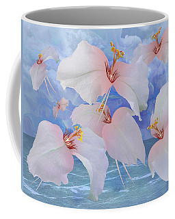 Avian Flowers Coffee Mug
