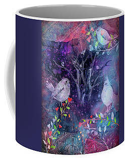 Avian Midnight Coffee Mug