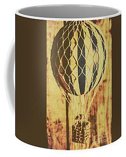 Aviation Nostalgia Coffee Mug