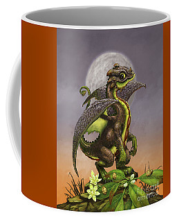 Avocado Dragon Coffee Mug