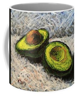 Avocado Study 1 Coffee Mug