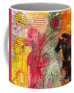 Avoiding The Apocalypse Coffee Mug