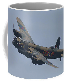 Avro Lancaster B1 Pa474  Coffee Mug by Tim Beach