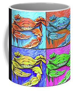 Aw-cym Steamed Crab Coffee Mug