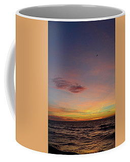 Coffee Mug featuring the photograph Awaiting Sunrise  by Lyle Crump