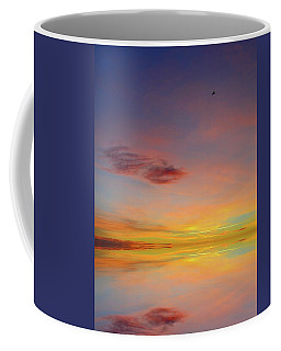 Coffee Mug featuring the photograph Awaiting Sunrise Two  by Lyle Crump