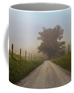 Coffee Mug featuring the photograph Awaiting The Horizon by Jessica Brawley