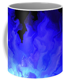 Awake My Soul - Abstract Art Coffee Mug by Jaison Cianelli