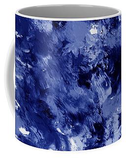 Awakened Sky- Abstract Art By Linda Woods Coffee Mug