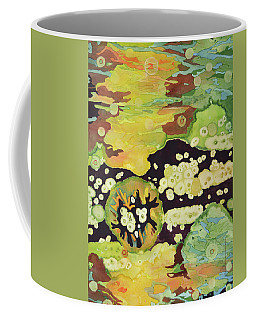 Awakening Coffee Mug by Lynda Hoffman-Snodgrass