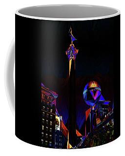 Awakening The Night Coffee Mug by Steve Taylor