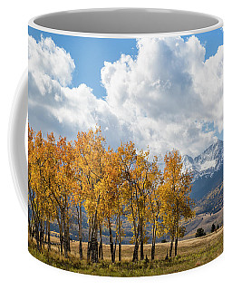 Awesome Autumn View Coffee Mug