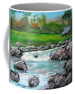 Awesome Creek Coffee Mug