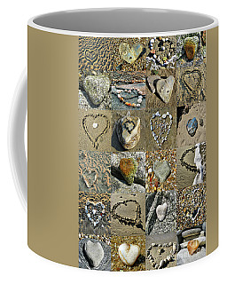 Awesome Hearts Found In Nature - Valentine S Day Coffee Mug