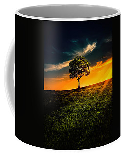 Awesome Solitude II Coffee Mug