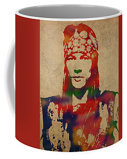 Axl Rose Coffee Mugs