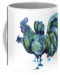 Ayam Cemani Pair Coffee Mug