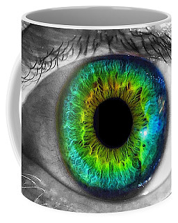 Aye Eye Coffee Mug