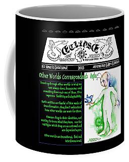 Real Fake News Alien Correspondent 1 Coffee Mug