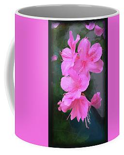 Azalea Spray Coffee Mug by Ginny Schmidt