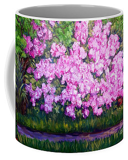 Azalea Spring Coffee Mug