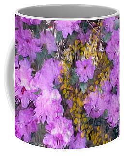 Azaleas Coffee Mug