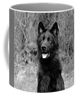 Coffee Mug featuring the photograph Aziza  by Sandy Keeton
