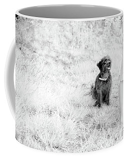 Coffee Mug featuring the photograph Azores In Infrared 1 by Bruno Rosa