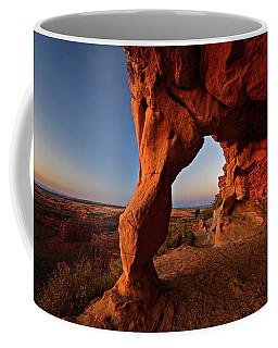 Aztec Butte Coffee Mug