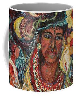 Aztec Garden Coffee Mug