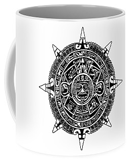 Aztecs Calendar Coffee Mug