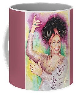 Azucar Celia Cruz Coffee Mug